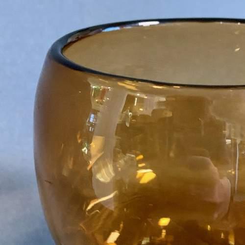 Mid 20th Century Kaj Franck Glass Goblet image-4