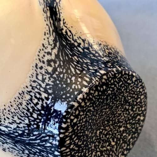 Caithness Glass Handblown Textured Vase image-4