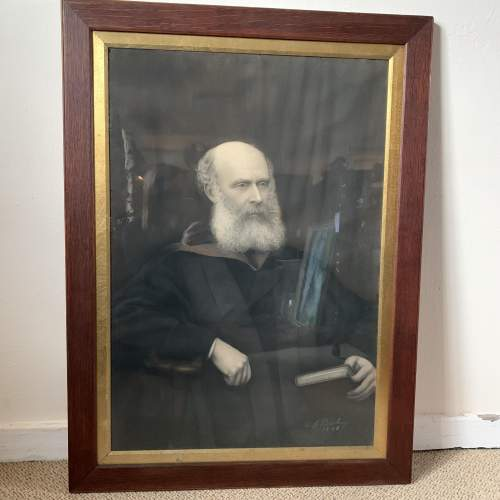 19th Century Portrait of Dr Smith image-1