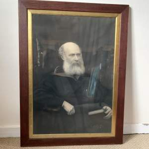 19th Century Portrait of Dr Smith