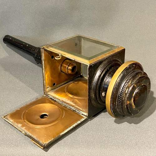 Antique Carriage Lamp image-3