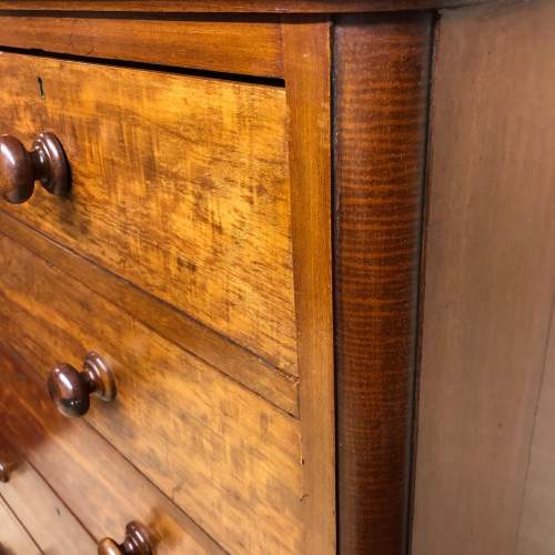Good Quality Mahogany Chest Of Drawers By Maple and Co image-5