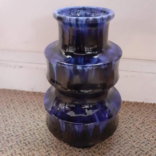 Vintage West German Scheurich Ceramic Vase image-1