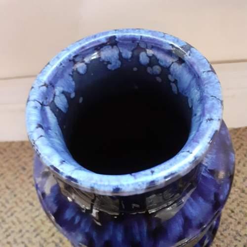 Vintage West German Scheurich Ceramic Vase image-2
