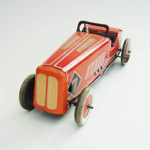 Wells Brimtoy Racing Car
