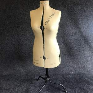 A  Shop Female Mannequin on Metal tripod Stand