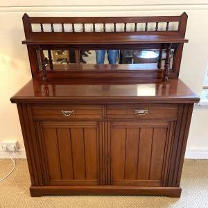 Late Victorian Aesthetic Movement Sideboard