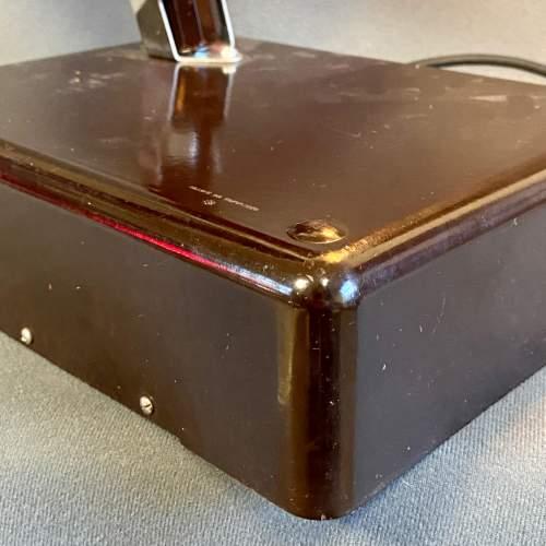Vintage Bakelite Hairdryer Upcycled Lamp image-4