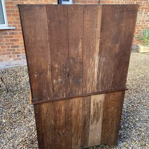 1930s Carved Oak Dresser image-6