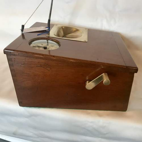Time Recording Machine by Gledhill Brooks of Huddersfield England image-2