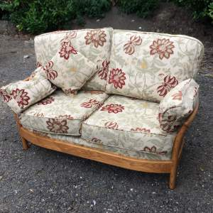 Ercol Renaissance Upholstered Sofa