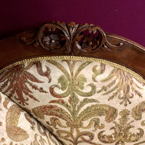 Superb Victorian Chaise Longue image-6