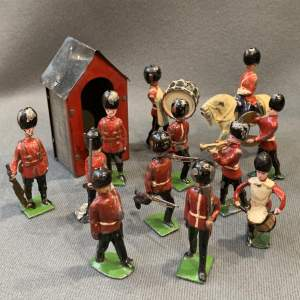 Britains Lead Figures of the Royal Guards
