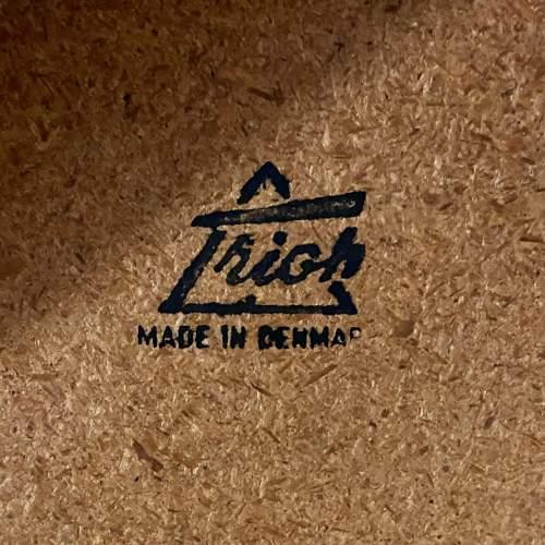 1970s Danish Teak Tile Top Coffee Table image-4