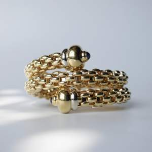 Fope - Double Bypass Bangle