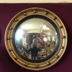 Vintage Convex Mirror by Atsonea