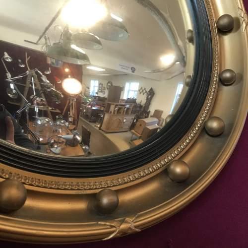 Vintage Convex Mirror by Atsonea image-2