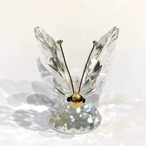 Swarovski Crystal Butterfly image-2