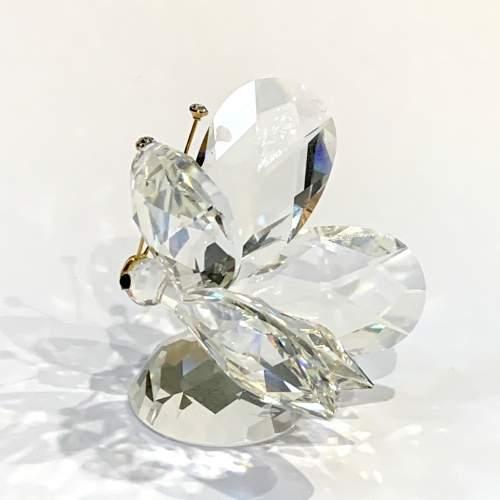 Swarovski Crystal Butterfly image-3
