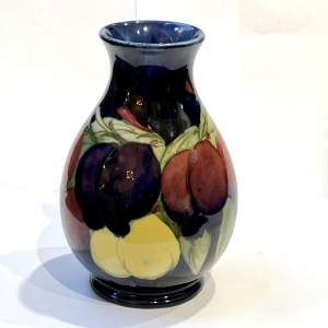 William Moorcroft Wisteria Vase
