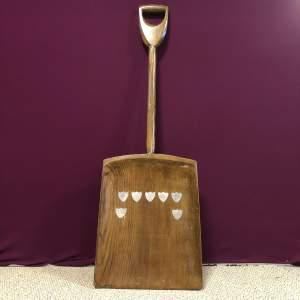 Commemorative Ash Malt Shovel