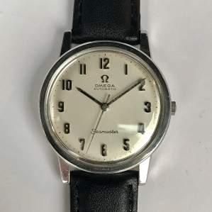 Vintage Gents 1966 Omega Seamaster 165.003 Arabic Dial