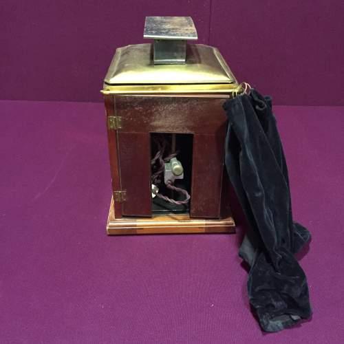 Victorian Mahogany and Brass Camera image-3