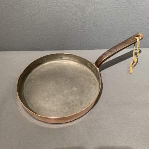 Vintage Copper Skillet