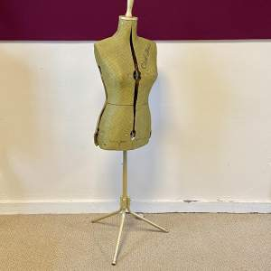 Vintage 1950s Chil-daw Dressmakers Mannequin