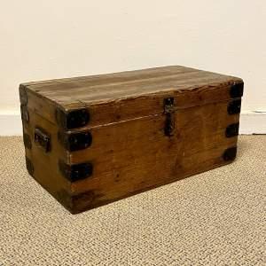 Banded Pine Box