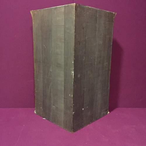 Solid Oak Corner Cabinet image-2