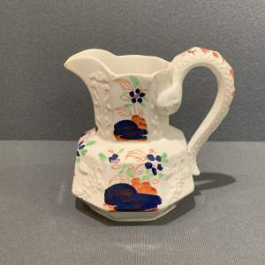 Early 19th Century Gaudy Welsh Hydro Jug