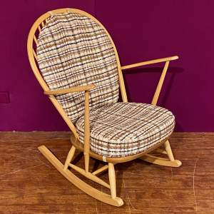 Ercol Light Elm Rocking Chair