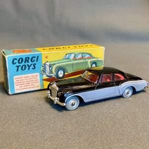 Corgi Bentley Continental