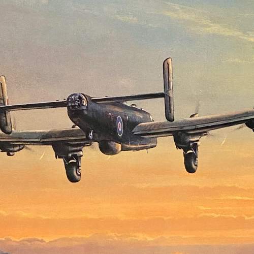 Thank You Canada Limited Edition Aviation Print image-2