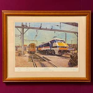 Intercity Limited Edition Signed Print
