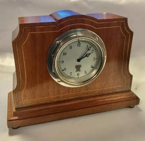 Tax Avoidance Clock With 8 Day Movement in Mahogany Case