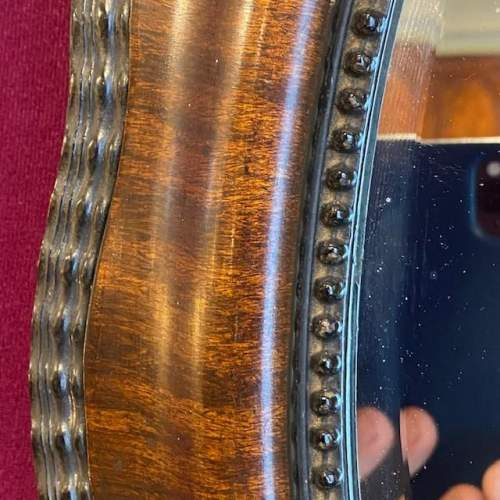 19th Century Oval Wall Mirror image-5