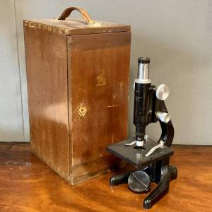 Boxed Microscope