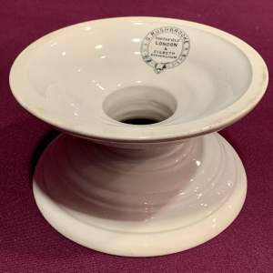 Ceramic Ham Stand by G Rushbrooke