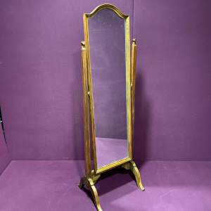 Early 20th Century Cheval Mirror