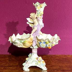 Dresden Porcelain Table Centrepiece
