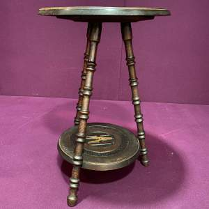 Aesthetic Movement Two Tier Occasional Table