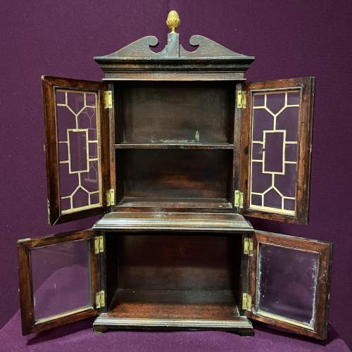 Miniature Model of a Bookcase image-2