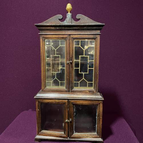 Miniature Model of a Bookcase image-1