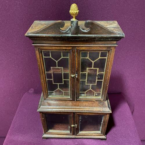 Miniature Model of a Bookcase image-3