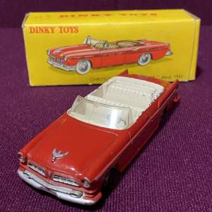 French Dinky Chrysler New Yorker