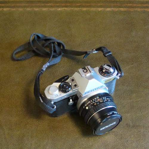 Pentax ME Super 35mm SLR Camera image-2