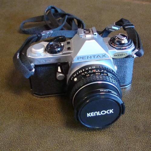 Pentax ME Super 35mm SLR Camera image-1
