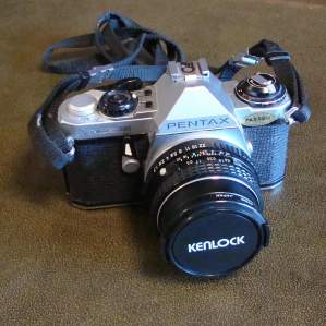 Pentax ME Super 35mm SLR Camera